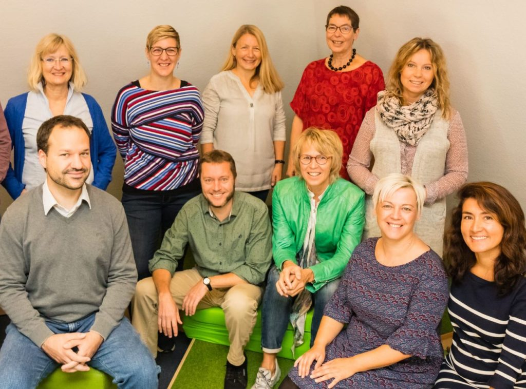 Team der integrierten Beratungsstelle